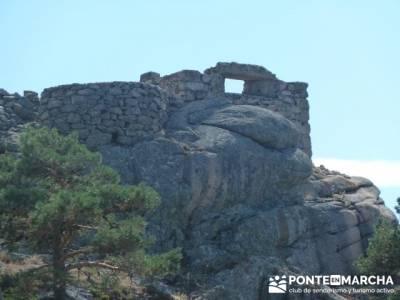 Bunker guerra Civil española - Algo de Gargantilla; pantalones para senderismo